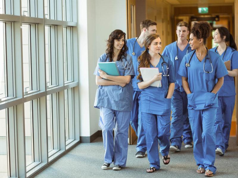 تحصیل در رشته های پزشکی